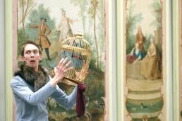 Qu'est-il arrivé à Piou-Piou - Gauderic Kaiser - Musée du Louvre - Louvre Museum - Louvre Palace - Nocturnes du Vendredi 4