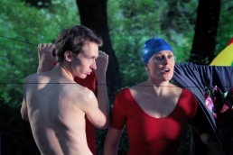 Gaudi Kaiser - Camping Red Fishes - France 2 - Gilles Serrand - Les Films de l'Apres-Midi - histoires courtes - court-metrage - cinema